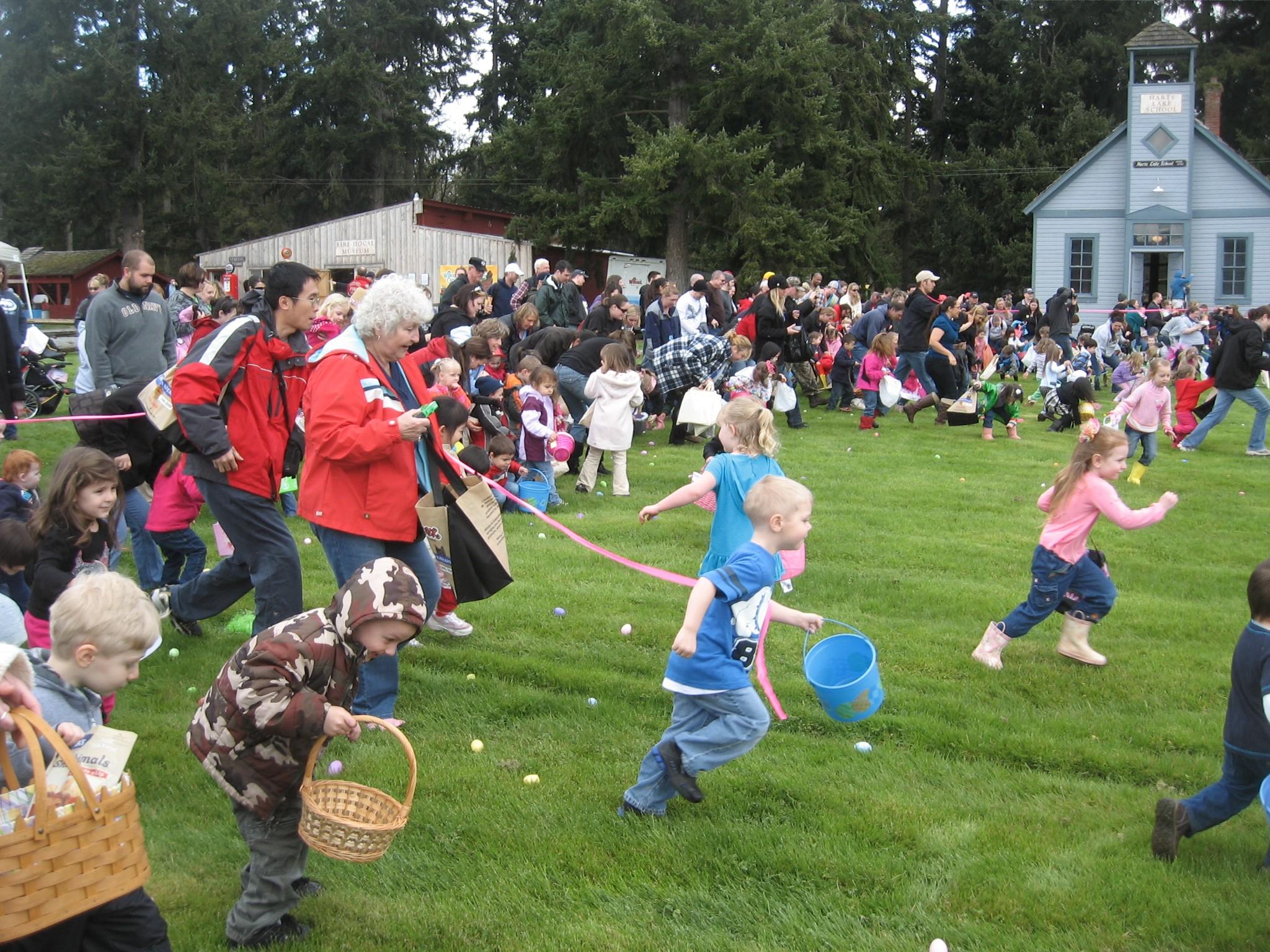 Easter Egg Hunts In Pierce County Wa 47