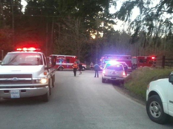Strange accidents in Eatonville result in a hit and run