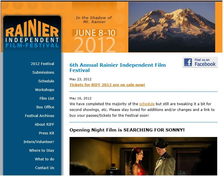 In addition, the Mt. Rainier Film Festival is this weekend – in