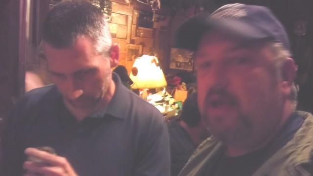 Ariel, 2013, Mark and Grey Cop, head shot, blurry, taken by Vicki,