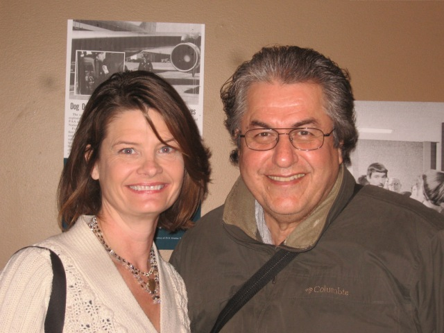 Symposium 2013, Vicki and Meyer