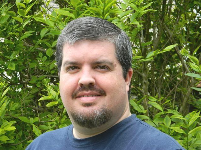 Josh Magill, headshot