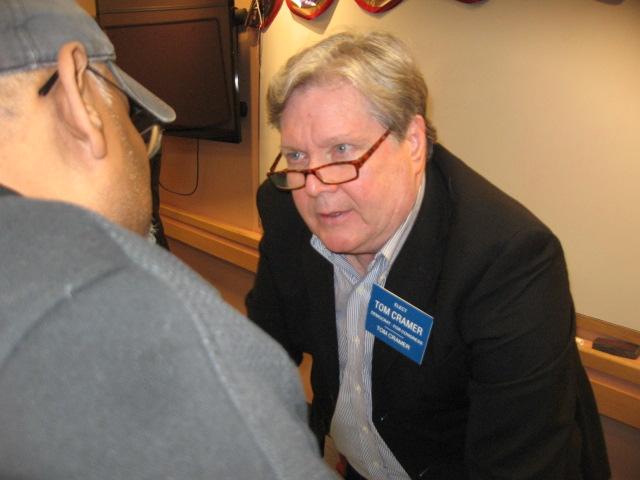 Candidates Forum, 8th CD, 1. 31. 18 , Tom Cramer, Head shot Very Best