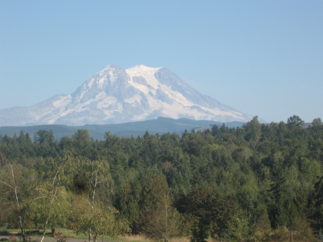 Mt. Rainier, September 27, 2009 011