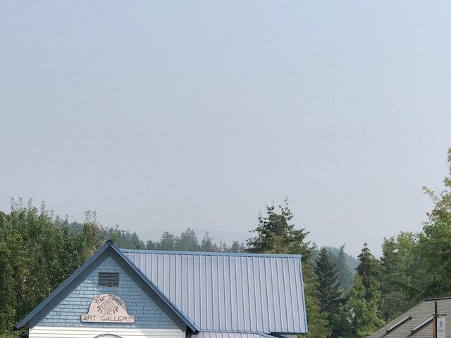 Smoke, 8. 14. 18, Eatonvlle, art shop