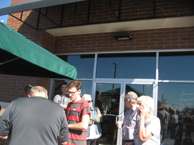 Dems gather in Graham, Ari, 9. 30. 18