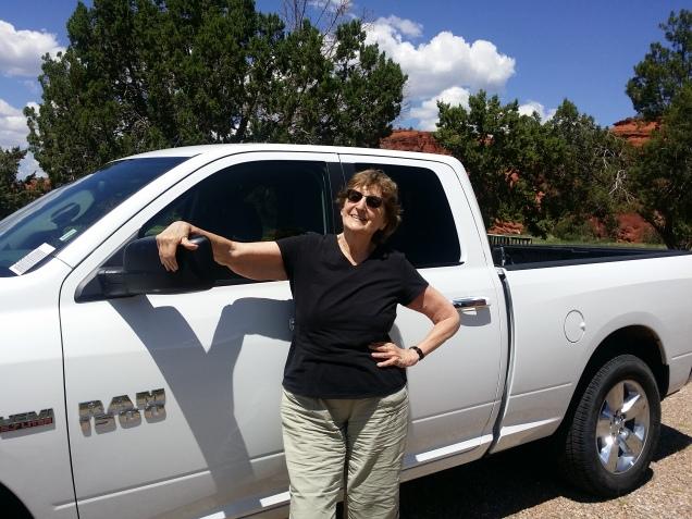 BJH, Santa Fe, 2015, Ram truck