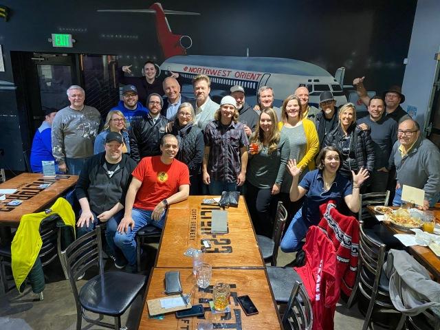 CooperCon 2019, V-23 Pub
