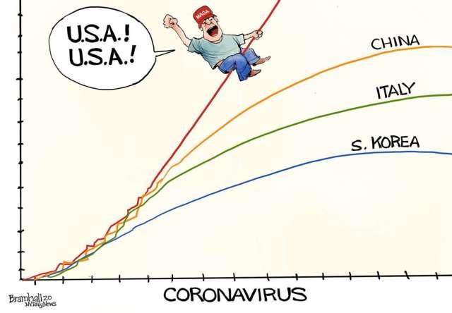 Covid pix, graph, BB11UVI1