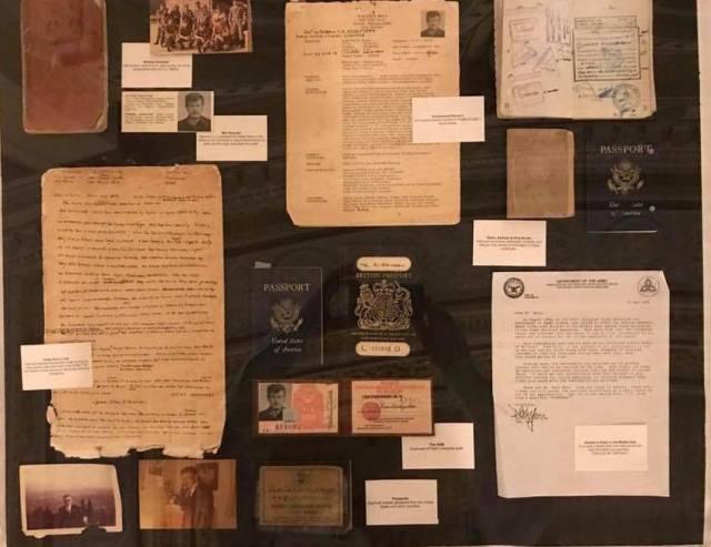 Reca's passports, etc, Principia Fb page